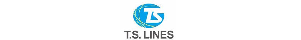 T.S. LINES LTD. Logo